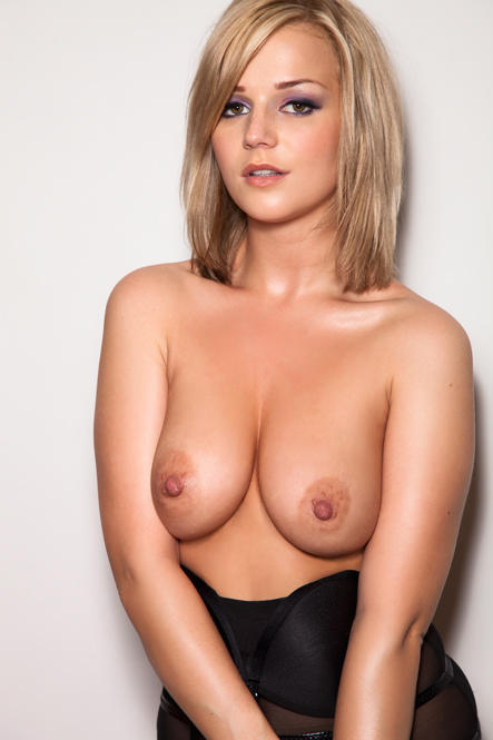 Holly Eriksson's amazing boobs on show
